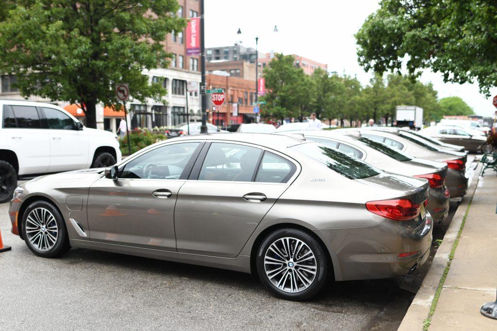 BMW 3 Testwagen